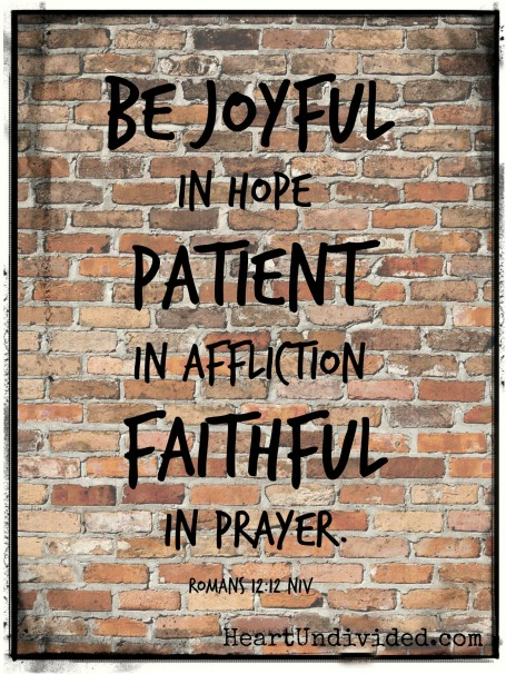 Be joyful in hope 4