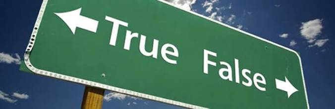 true-and-false